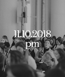 Vogue Fashion Festival 2018 - Sessions - Saturday, November 10th Afternoon